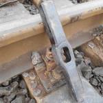 Молоток путевой костыльный - №1